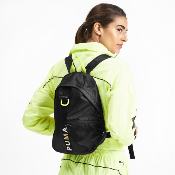 Prime Street Arch Backpack, Puma Black, large