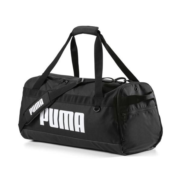 PUMA Challenger Duffel Bag, Puma Black, large