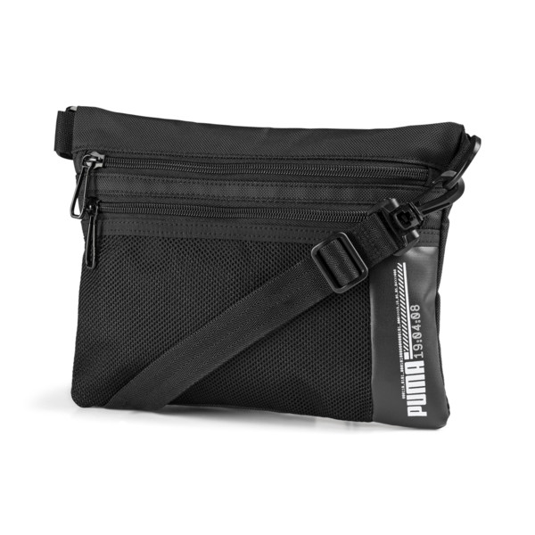 Energy Sacoche Bag, Puma Black, large