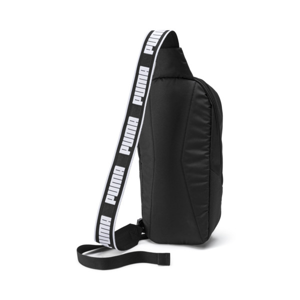 Sole Crossbody Bag, Puma Black, large