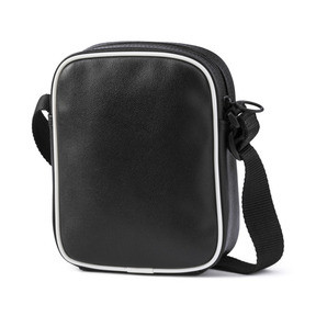 Thumbnail 3 of Campus Portable Retro Shoulder Bag, Puma Black, medium