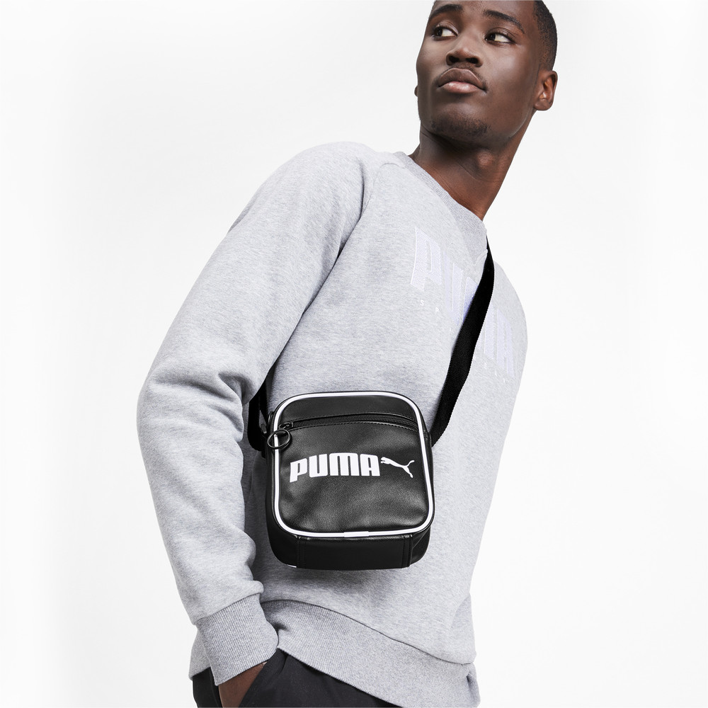 Image Puma Campus Portable Retro Shoulder Bag #2