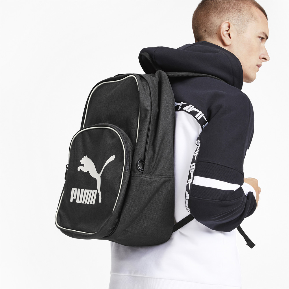 Image PUMA Originals Retro Woven Backpack #2