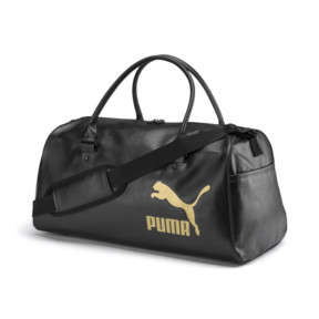Thumbnail 1 of Originals Retro Grip Bag, Puma Black, medium