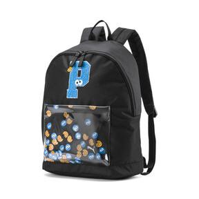 Thumbnail 1 of PUMA x SESAME STREET Kids' Sport Backpack, Puma Black, medium