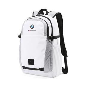 Imagen en miniatura 1 de Mochila BMW M Motorsport, Puma White, mediana