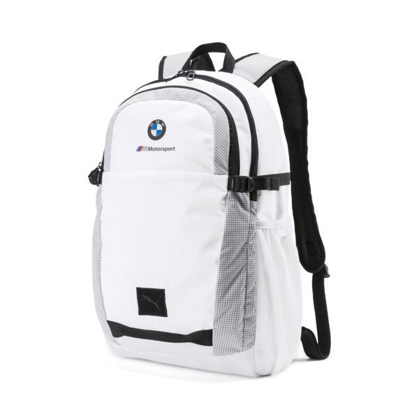 Mochila BMW M Motorsport, Puma White, grande