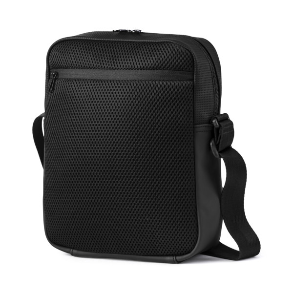 Scuderia Ferrari Lifestyle Large Portable Bag, Puma Black, large