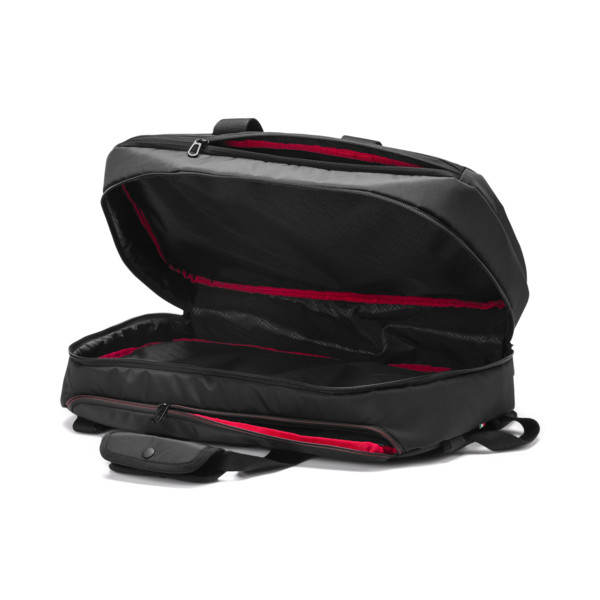 Scuderia Ferrari Lifestyle RCT Backpack, Puma Black, large