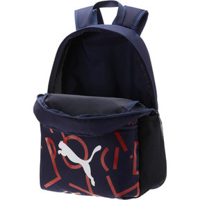Thumbnail 2 of Chivas DNA Backpack, Peacoat-Puma Red, medium