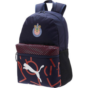 Thumbnail 1 of Chivas DNA Backpack, Peacoat-Puma Red, medium