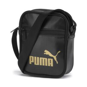 Imagen en miniatura 1 de Bolso de hombro portátil de mujer Up, Puma Black-gold, mediana