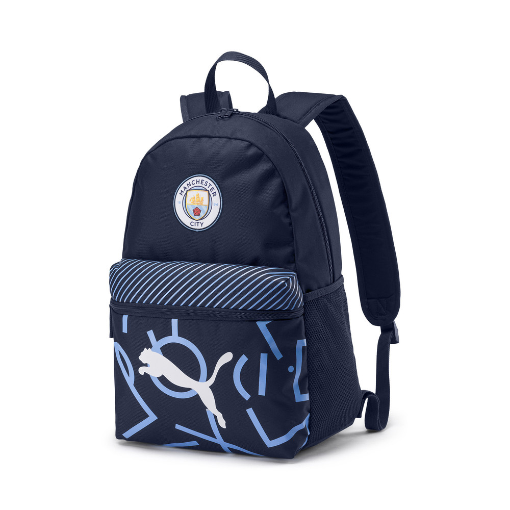 Image Puma Man City Graphic Backpack #1