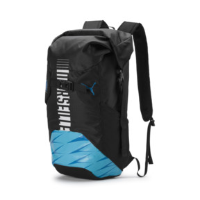 Olympique de Marseille Football Culture Rolltop-Rucksack