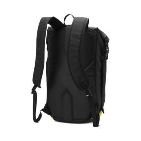 Thumbnail 2 of BVB Football Culture Rucksack, Puma Black-Cyber Yellow, medium