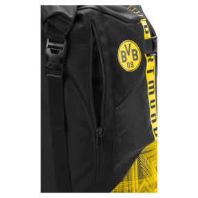 Thumbnail 3 of BVB Football Culture Rucksack, Puma Black-Cyber Yellow, medium