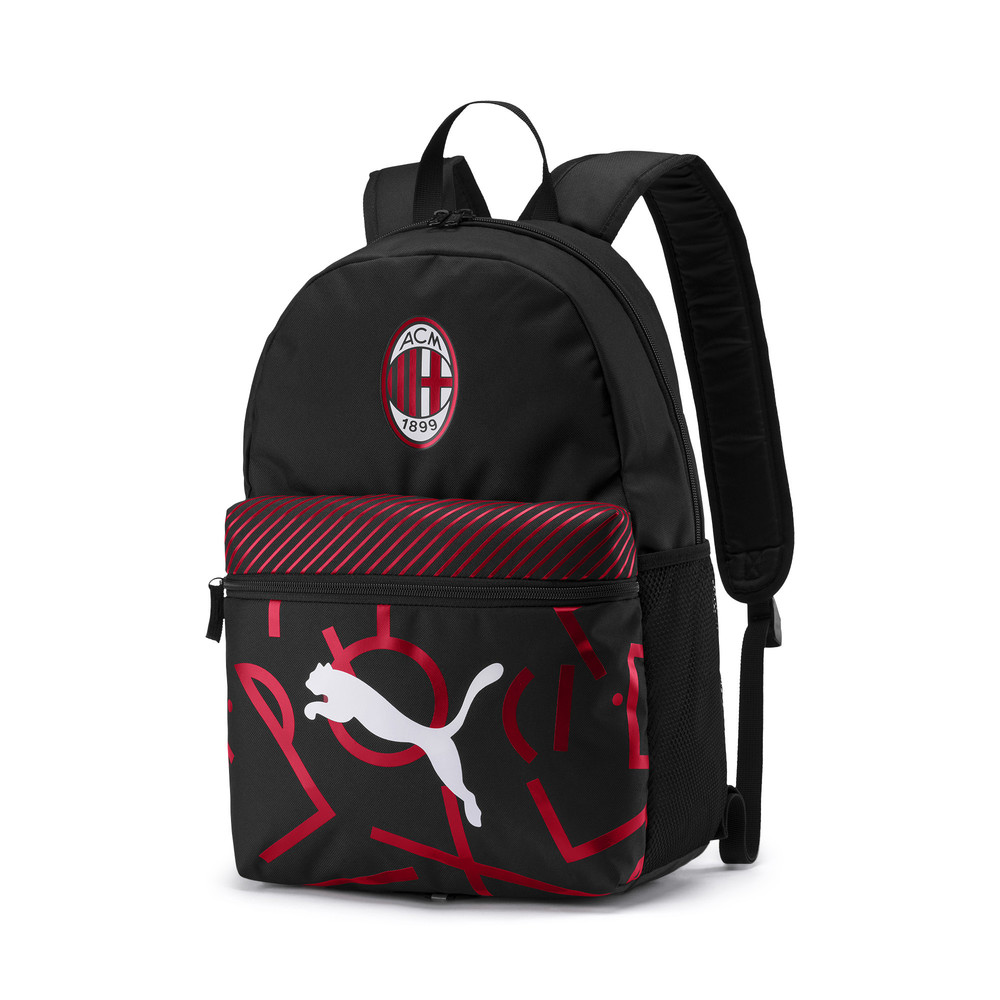 Image Puma AC Milan DNA Fan Backpack #1