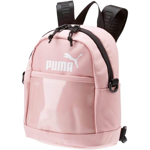 Core Mini Me Backpack, Bridal Rose, large