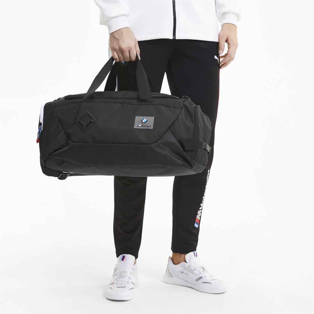 Изображение Puma Сумка BMW M MTSP Duffle Bag #2