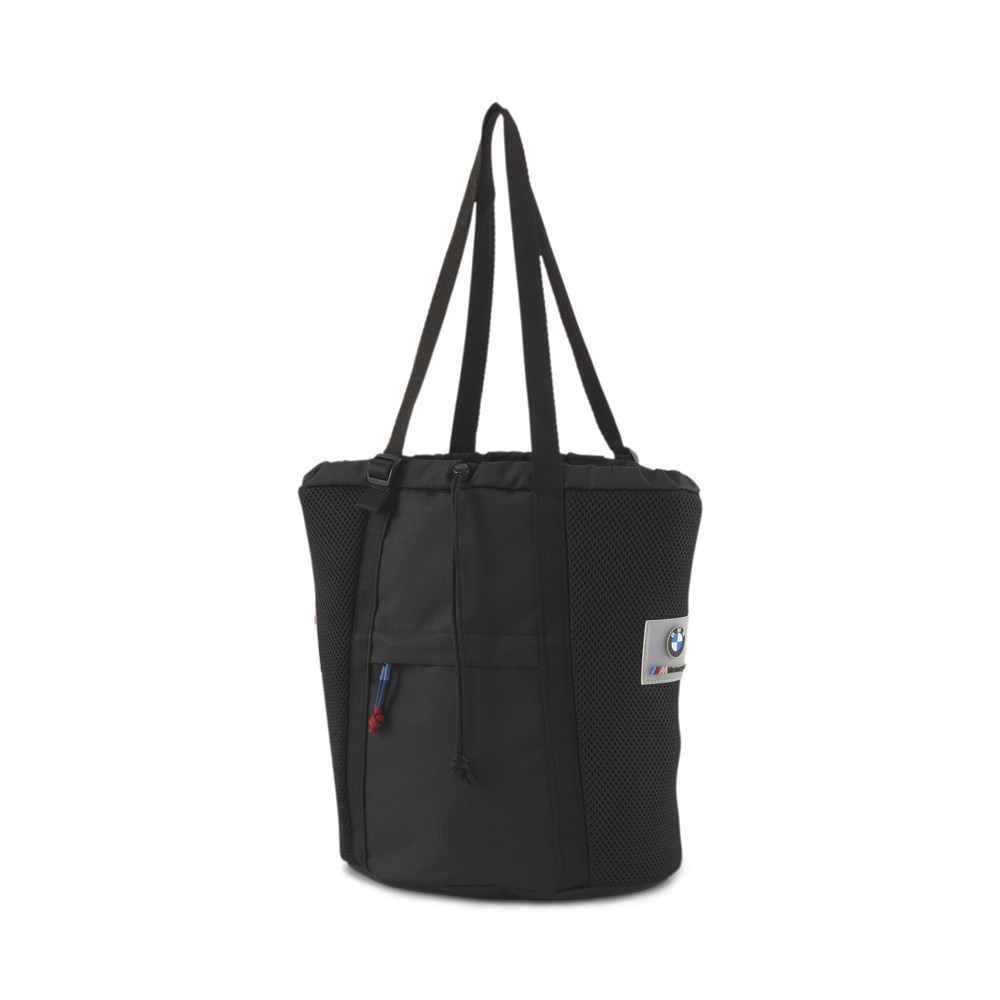 Изображение Puma Сумка BMW M MTSP Drawstring Bag #1