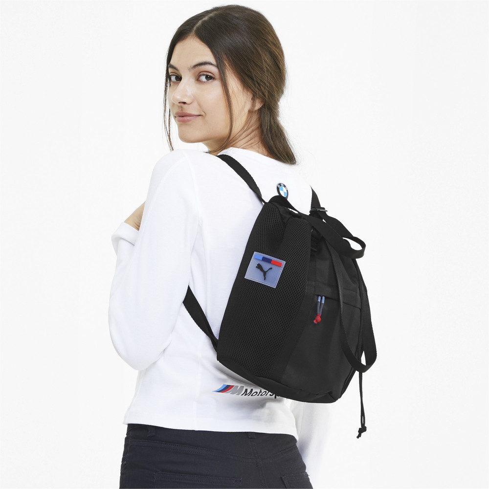 Изображение Puma Сумка BMW M MTSP Drawstring Bag #2