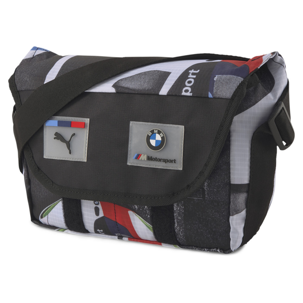 Image Puma BMW M Motorsport Street Mini Messenger Bag #1