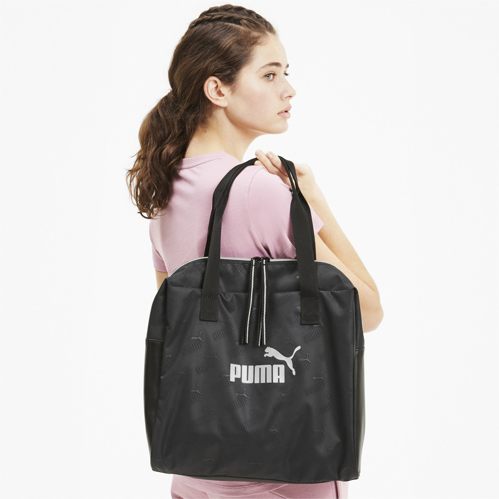Изображение Puma Сумка WMN Core Up Large Shopper #2