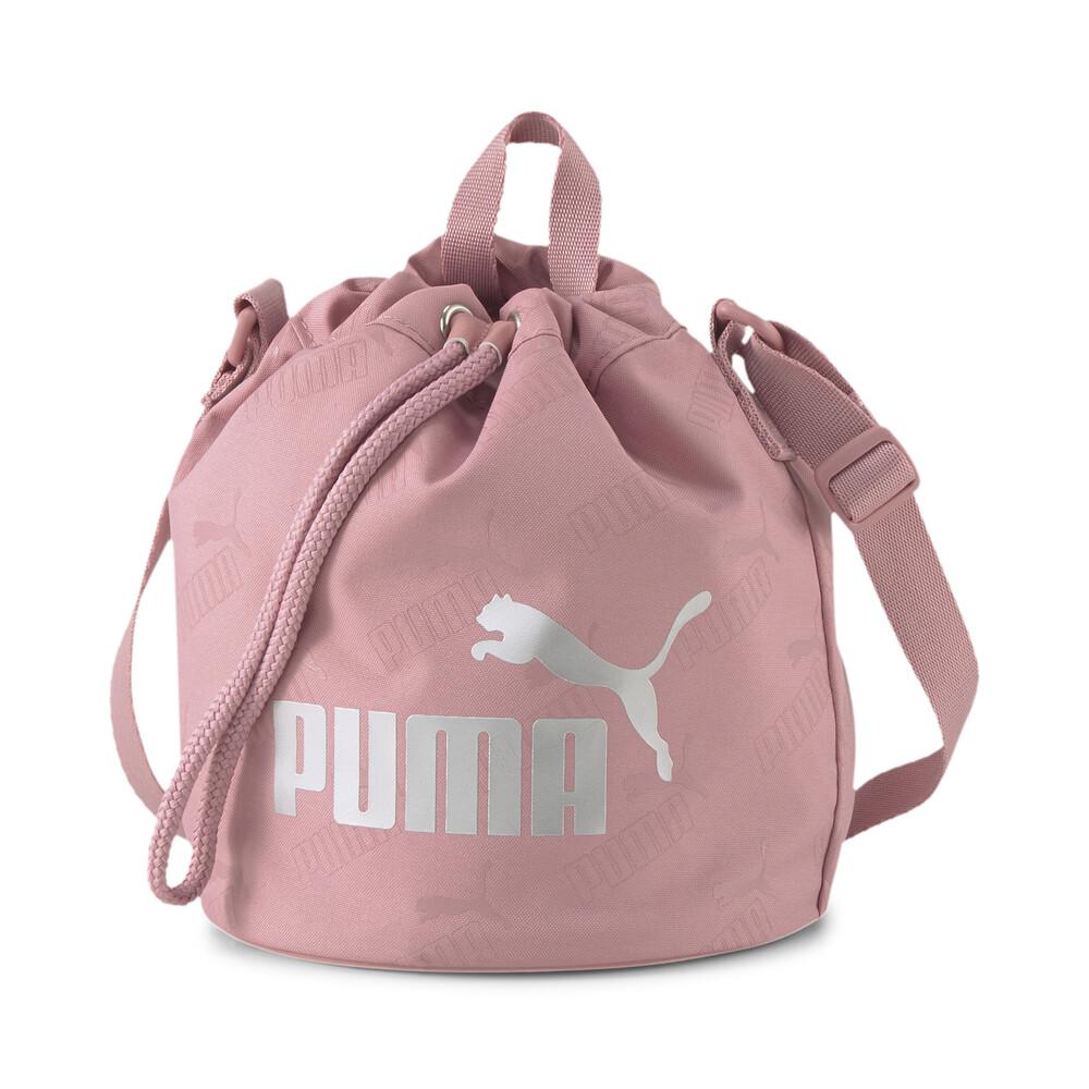 Image PUMA Bolsa Saco Bucket Core Up Small Feminina #1