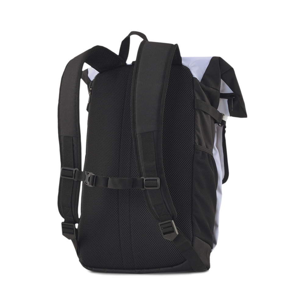 Изображение Puma Рюкзак Ralph Sampson Rolltop Backpack #2