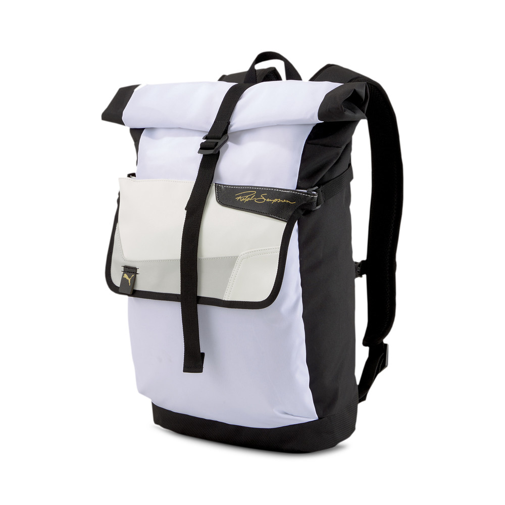 Изображение Puma Рюкзак Ralph Sampson Rolltop Backpack #1