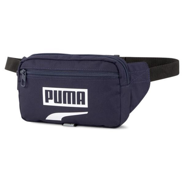 Puma Plus Waist Bag Ii In Peacoat