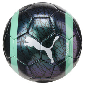 Thumbnail 1 of ONE Chrome Soccer, Color Shift-Green-White-WC, medium