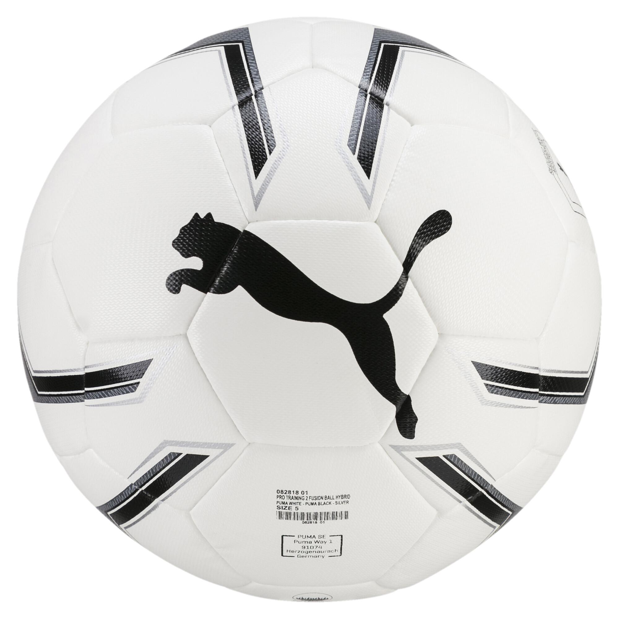 【プーマ公式通販】 プーマPTRG 2 HYB ボール J メンズ Puma White-Puma Black-Silver |PUMA.com