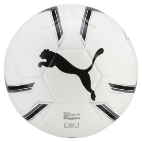 Thumbnail 1 of プーマPTRG 2 ハイブリッド サッカーボール J, Puma White-Puma Black-Silver, medium-JPN