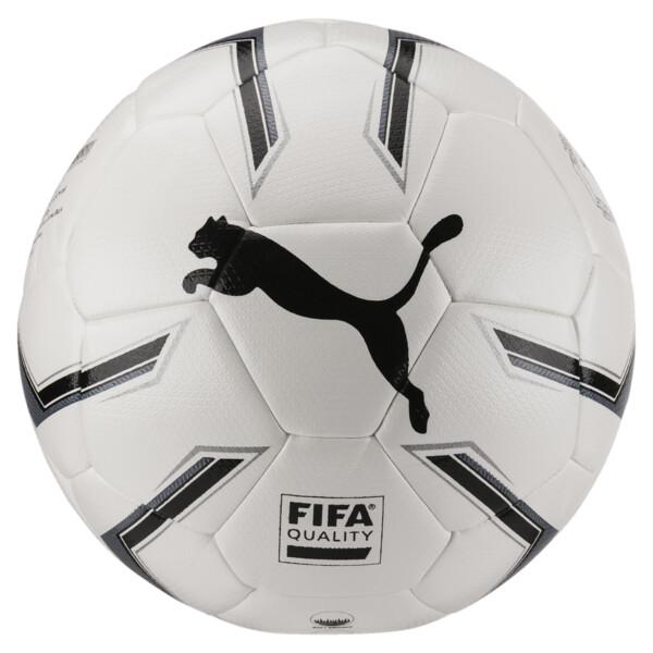 プーマエリート 2.2 ハイブリッド (FIFA QUALITY) サッカーボール J, White-Black-Silver, large-JPN