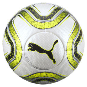 Thumbnail 2 of FINAL 1 Statement FIFA Pro Football, White-Lemon Tonic-Black, medium