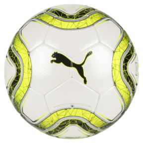 Thumbnail 2 of FINAL 2 Match FIFA Q Pro Football, White-Lemon Tonic-Black, medium