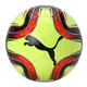 FINAL 6 MS Training Football, Fizzy Yellow-Red Blast-Black, small-IND