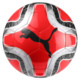 FINAL 6 MS Training Football, Red Blast-Black-White, small-IND