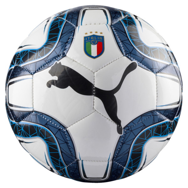 Italia FINAL Mini Ball, Team Power Blue-Peacoat, large