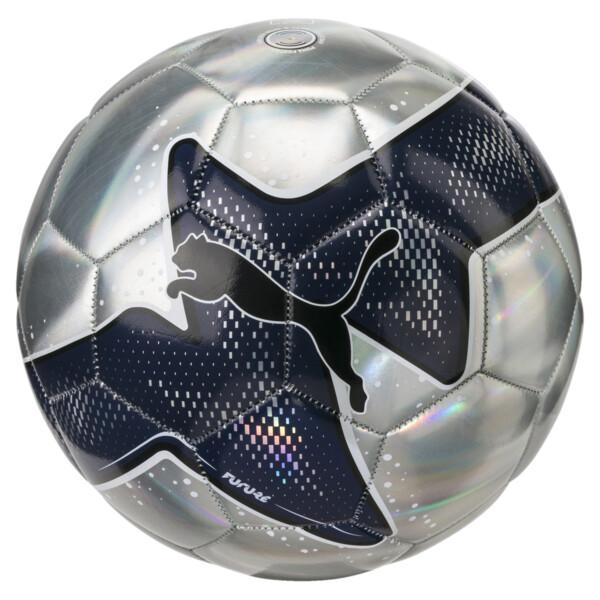 FUTURE Pulse ball, Silver-Peacoat-Puma Black, large