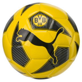 Thumbnail 1 of BVB Fan Ball, Cyber Yellow-Puma Black, medium