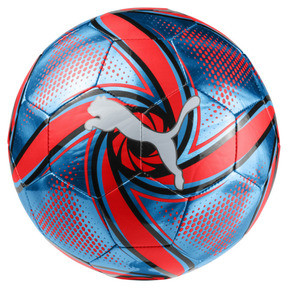 Thumbnail 1 of FUTURE Flare Football, Bleu Azur-Red Blast-Black, medium