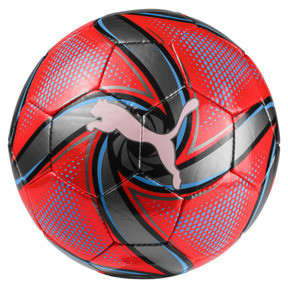 Thumbnail 1 of FUTURE Flare Mini Training Ball, Red Blast-Bleu Azur-Black, medium