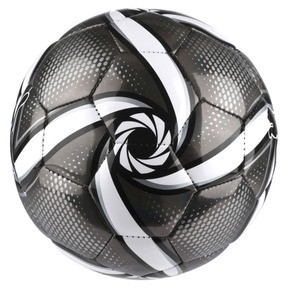 Miniatura 2 de Mini pelota FUTURE Flare, Puma Black-Puma White-Silver, mediano