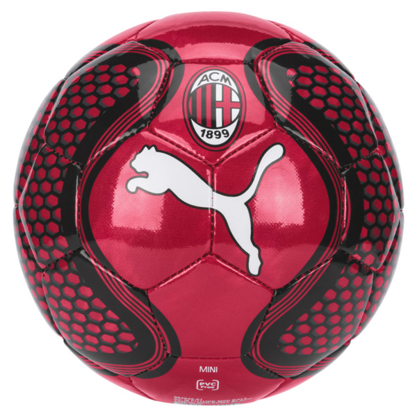 Mini ballon AC Milan FUTURE, Tango Red-Puma Black, large