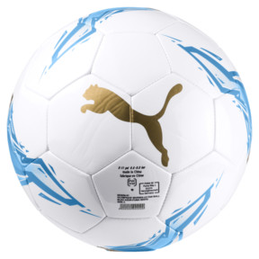 Thumbnail 1 of Olympique de Marseille Fan Ball, Bleu Azur-Puma White, medium