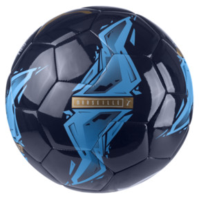 Thumbnail 2 of Olympique de Marseille Fan Ball, Peacoat-Bleu Azur, medium