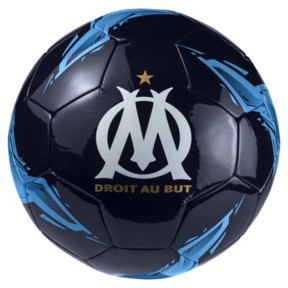 Thumbnail 1 of Olympique de Marseille Fan Ball, Peacoat-Bleu Azur, medium