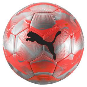 Thumbnail 1 of FUTURE Flash Soccer Ball, Nrgy Red-Silver-Grey-Black, medium